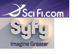 SciFi to Syfy